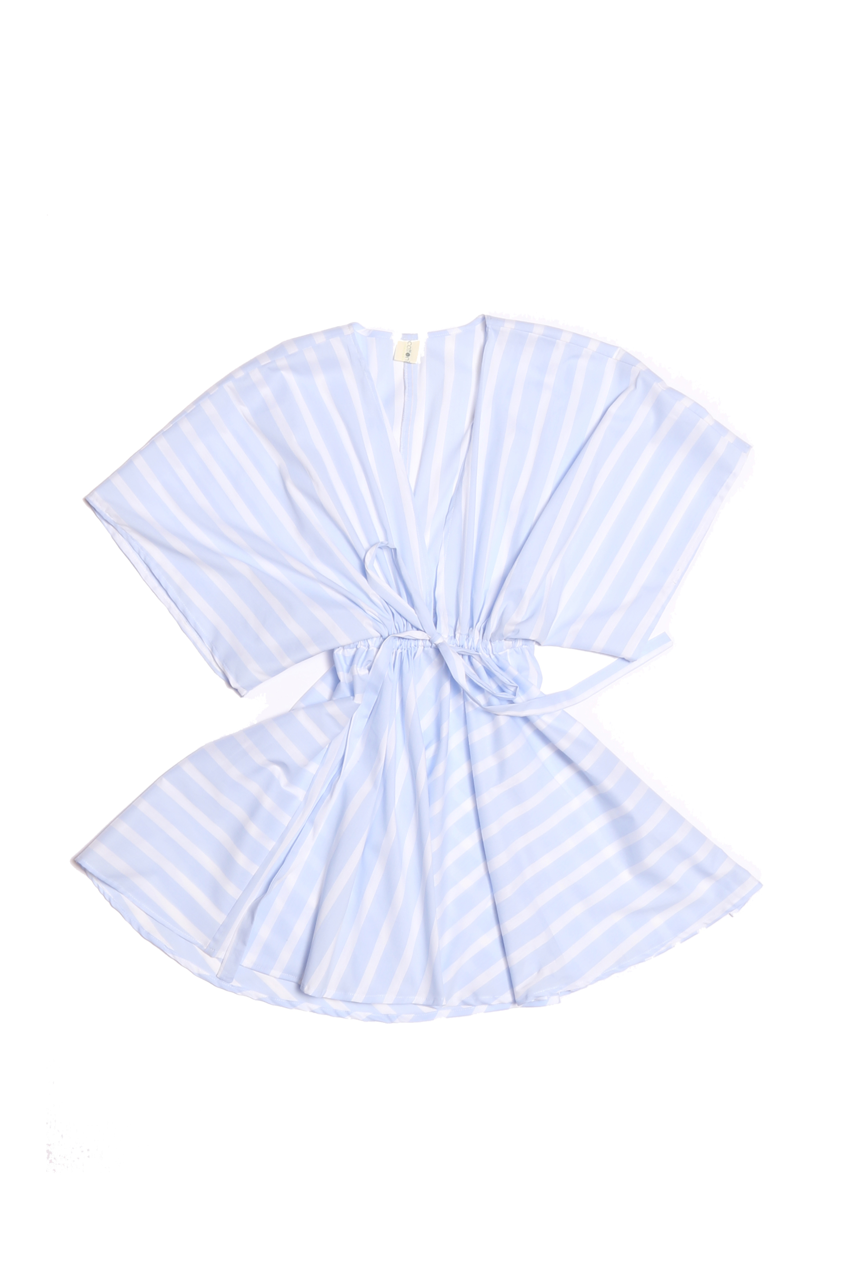 Abito stripe short Cotton and Rock